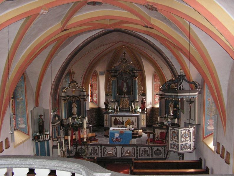 Niederlauch, St. Martin