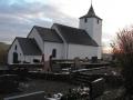 Gransdorf, alte Kirche