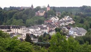 Blick auf Kyllburg